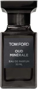 Botella de 50 ml del perfume Tom Ford Oud Minérale