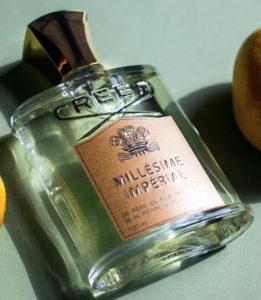 Botella de colonia Creed Millesime Imperial