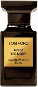 """Botella de 50 ml del perfume """"Noir de Noir"""" hecho por Tom Ford"""