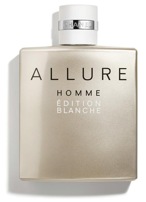 Presentación 100 ml de Allure Homme Edition Blanche