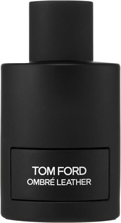 Botella negra de Tom Ford Ombre Leather 100 ml