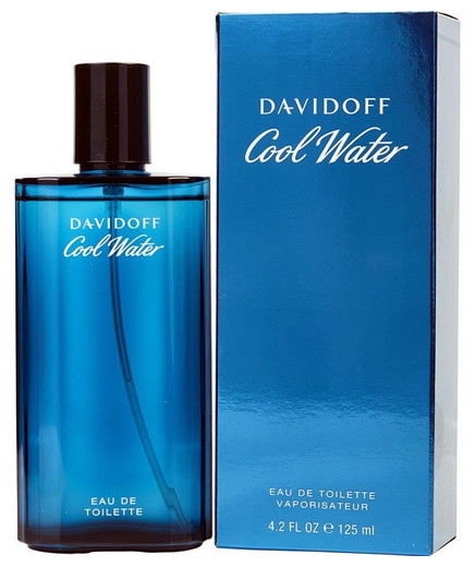 Davidoff Cool Water con caja